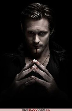 Eric Northman (Alexander Skarsgard) -True Blood - I wanna do bad things with you :D