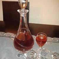 Λικέρ ρόδι 2 Wine Decanter