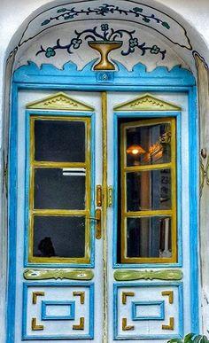 Beautiful Doors ~ Şirince, İzmir, Turkey