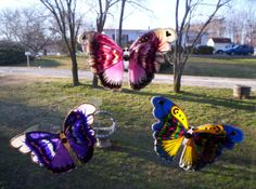 DIY Plastic Bottle Butterflies Are Beyond Gorgeous   The WHOot
