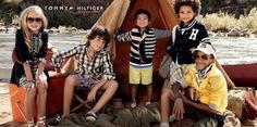 TOMMY HILFIGUER niños Colección primavera-verano 2012