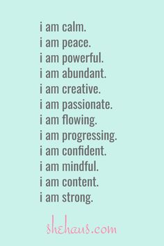 The power of positivity is genuine, and the conversation around related psychological facts and psychology realities are right here to stay. Daily Positive Affirmations, Morning Affirmations, Positive Life, Positive Quotes, Self Love Quotes, Great Quotes, Quotes To Live By, True Quotes, Motivational Quotes