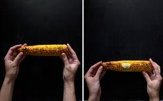 #кулинария #блог #еда #кулинарный_блог #evilolivefood #evilolive #food #blog #recipe #кукуруза #гриль #соус #карамель #карамелизированный #corn #grill #sauce #caramel #caramelized