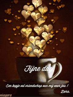 Fijne dag (means get geetered) thegeeteredcoffeeFIEND,  really means have a nice day.