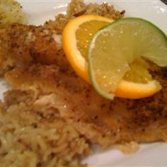 Key West-Style Baked Grouper Allrecipes.com