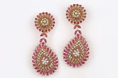 Gorgeous #Earrings by JB Gupta and Sons Jewelers http://www.flipkart.com/jewellery/rings/j-b-gupta-sons-jewelers~brand/pr?sid=mcr,3ob