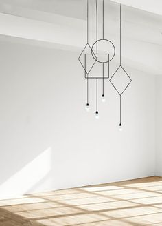 Lampade Symmetry by Hannakaisa Pekkala - www.designlover.it