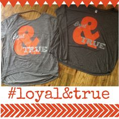 Loyal and true. Oklahoma State. OSU. Love this.