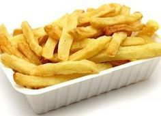 Mais crocante! Batata frita na panela de pressão - Gastronomia - Bonde. O seu portal