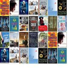 "Wednesday, November 15, 2017: The Lane Memorial Library has 12 new bestsellers and eight other new books in the Top Choices section.   The new titles this week include ""Hardcore Twenty-Four: A Stephanie Plum Novel,"" ""The Crown: Season One,"" and ""Atomic Blonde."""