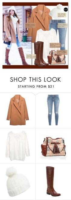 """Relaxfeel #12"" by jenny007-281 ❤ liked on Polyvore featuring Relaxfeel, Frame Denim, Miss Selfridge and Ciao Bella"