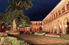 Hotel Monasterio, Cusco Peru.