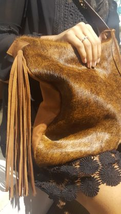 15b181a137b0 167 Best Fur Leather Bags images in 2019
