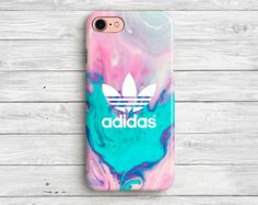 Marble Adidas iPhone 7 Case Adidas iPhone 6 by RaveStudioDesigns