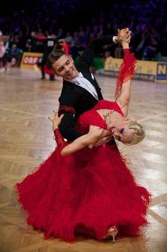 Dmitry and Olga 2014 Vienna, AUT - 15 November © Roland