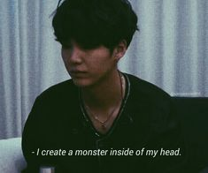 Bts YoonGi phrases