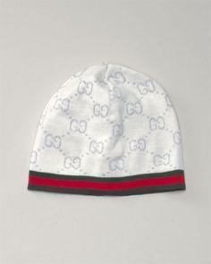 GUCCI Wool & Silk Hat