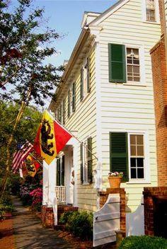 New Bern NC Historic District