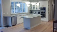 Client's photo of finished kitchenA