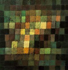 Paul Klee Ancient Sound, 1925