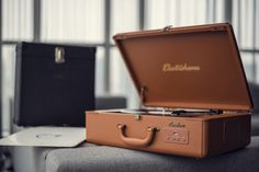 Backed by over 100 years of manufacturing high-quality audio products, Electrohome is pleased to introduce the Archer Turntable Stereo System: a fully automatic turntable with built-in speakers housed in a suitcase that blends vintage charm with Retro Record Player, Record Players, Automatic Turntable, Built In Speakers, Vinyl Records, Retro Vintage, Classic, Life, Classic Books