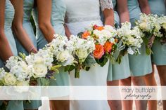 Mary Buttolph Photography  girls bouquets