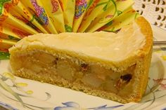 Mamas gedeckter Apfelkuchen Mama's Apple Pie, a delicious cake recipe. Ratings: Average: Ø Mama's covered apple pieMama's covered apple pieCovered apple pie – s Delicious Cake Recipes, Yummy Cakes, Yummy Treats, Yummy Food, Pie Bakery, Bakery Cafe, Apple Pie Recipes, Baking Recipes, Apple Pies