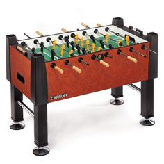 Carrom Signature 55 in. Foosball Table Moroccan Fresco