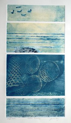 Since childhood Julia has loved anything to do with paint, pencils, ink, chalk and paper. Her lovely venue is called Pine Valley Studio Textile Prints, Lovers Art, Printmaking, Illustration Art, Ocean, Graphic Design, Ink, Inspired, Drawings