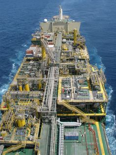 FPSO Gimboa off to the oilfields of West Africa