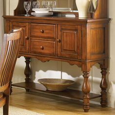 I pinned this Carroll Sideboard from the Irish Cottage event at Joss and Main!