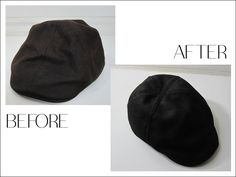 Have a fav hat but it's looking a little tired? Re-fresh and re-new to black. Black Style, Restore, Tired, Fresh, Hats, Fashion, Moda, Hat, Fashion Styles