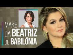 Maquiagem da Beatriz de Babilônia (editado) por Alice Salazar - YouTube