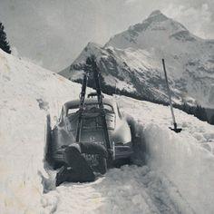 porsche ski