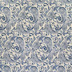 B6045 Indigo   Get Inspired with Greenhouse Fabrics! #fabric #upholstery #interiordesign