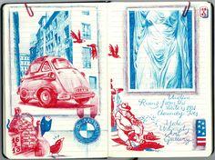 de vuelta con el cuaderno: Cuader-nonsense 07