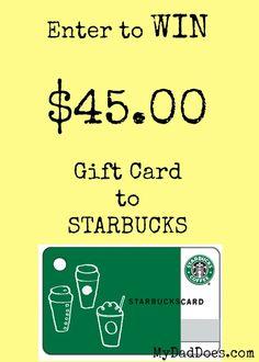 Gift Card Giveaway O