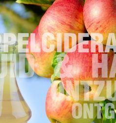 Ontgiften met Appelciderazijn, de multifunctionele krachtpatser!