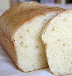 Pan brioche con la b