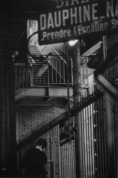 Paris, circa 1960 Photo:Krass Clement