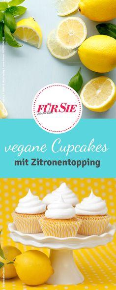 Die kleinen Törtchen mit niedlicher Haube gibt es nicht nur bestehend aus Milch, Butter und Eiern. Wir haben ein extrem leckeres Rezept für vegane Cupcakes für Euch!