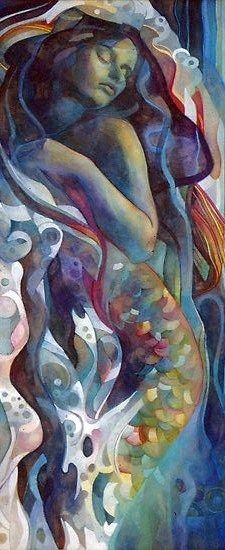 ♥ Mermaid - Elisabetta Trevisan
