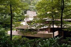 Live in Falling Water, Frank Lloyd Wright's Masterpiece, Recognized as 'the…