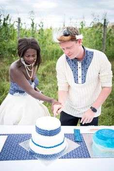 A Gorgeous Eastern Cape Wedding