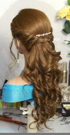 Wedding Hair  womenbeauty1 (youtube)