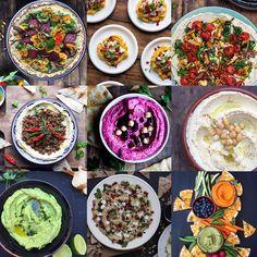 15 ways to eat hummus   Hummus har jeg spist så lenge jeg kan huske. Hummus er en arabisk tradisjon og betyr kikerter. Det er en dip laget av kikerter, tahini, sitron, hvitløk og olivenolje. Imin nordafrikanske kultur kan det ofte være nok ...