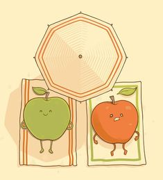 Awesome Illustrations by Nacho Diaz