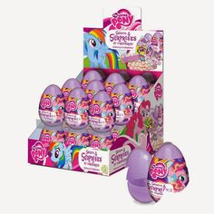 MLP Sweets & Surprises Eggs
