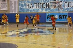 COME & C THE PROS PLAY 4 FREE! NYC Nike Pro-City Basketball @ Baruch College: Game starts @ 6:30pm on 7/16/2013:  X-Men VS Uptowners followed by Dyckman VS Big Apple Basketball     ~ DON'T B LATE MY FRENZZ!!!
