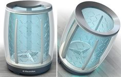 iBasket washing machine of the future